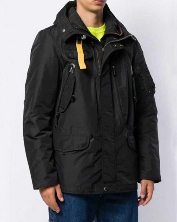 Evan Roderick Black Jacket