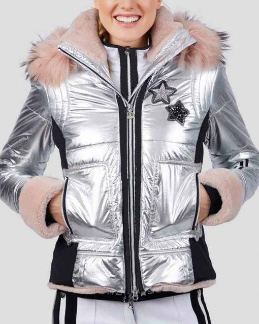 Sarah Wright Puffer Jacket