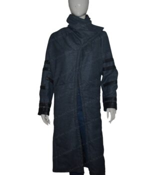 Star Trek Picard Dahj Green Coat With Hood