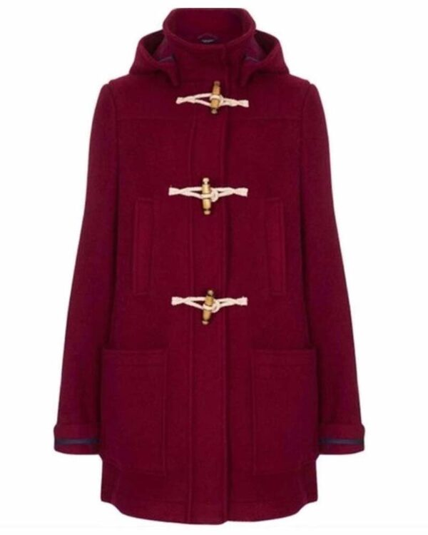 Taylor Swift Marron Coat