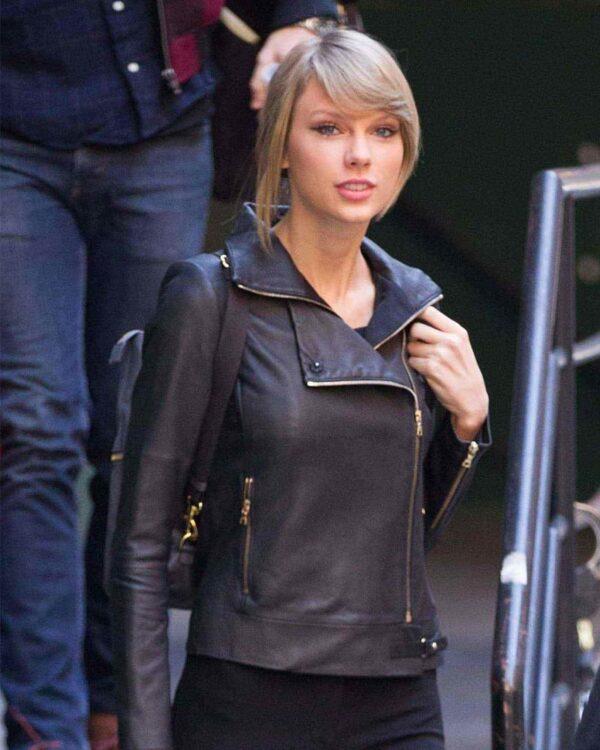 Taylor Swift Motorcycle Jacket