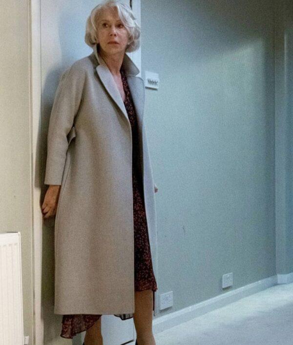 The Good Liar Helen Mirren Trench Coat
