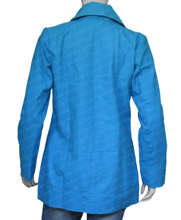 The Marvelous Miriam Maisel Blue Jacket back