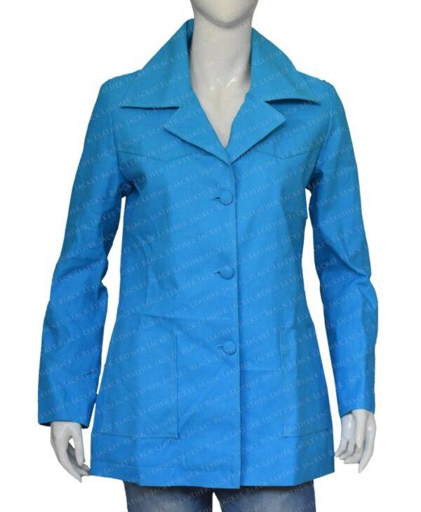 The Marvelous Miriam Maisel Blue Jacket Front