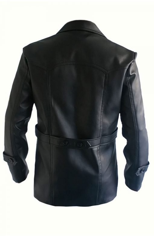 TV Series 9th Doctor Who Christopher Eccleston Leather Jacket