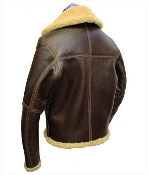 WWF Raf Shearling Jacket