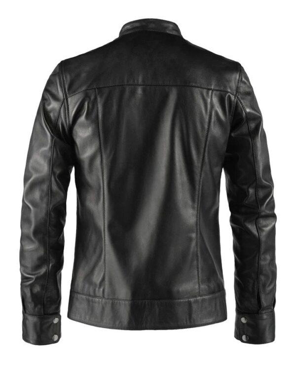 Frankenstein Leather Jacket