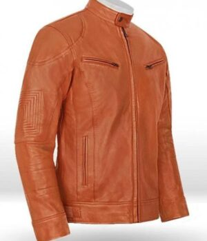 Leather Jacket Terrain Brown