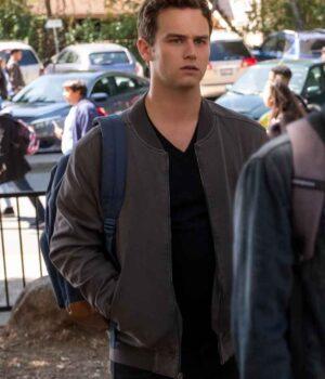 13 Reasons Why S04 Brandon Flynn Jacket
