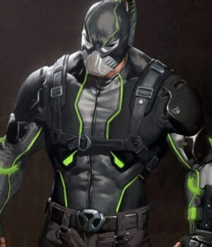 Video Game Bane Injustice 2 Jacket