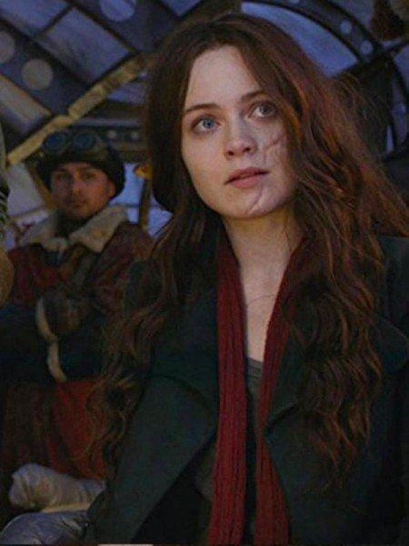 Mortal Engines Hester Shaw Trench Jacket