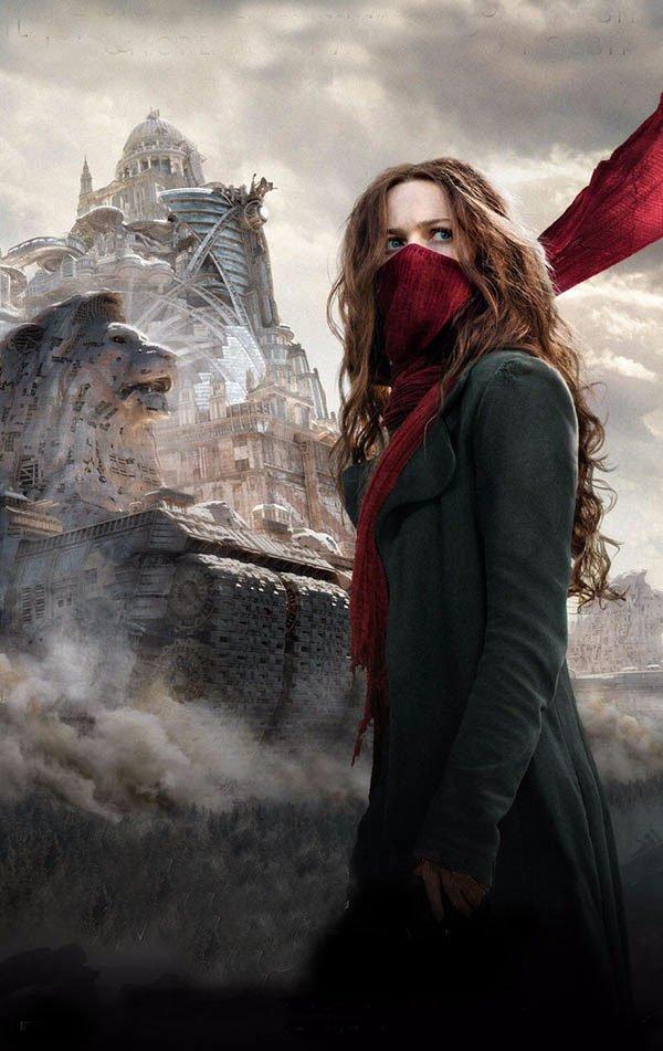 Mortal Engines Hester Shaw Jacket