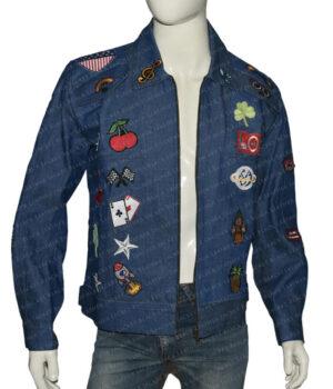 Rocketman Elton John Denim Jacket main