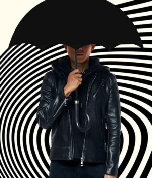 Justin H.Min The Umbrella Academy Jacket