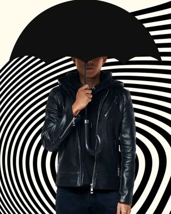 Justin H.Min The Umbrella Academy Jacket