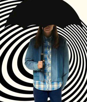 Ellen Page The Umbrella Academy S02 Bomber Jacket