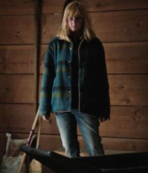 Yellowstone Kelly Reilly Flannel Jacket