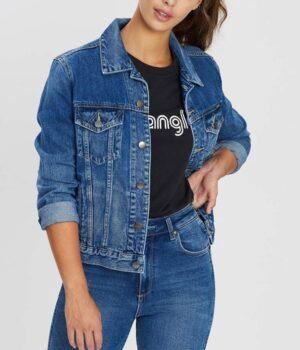 Yellowstone Kelsey Asbille Denim Jacket