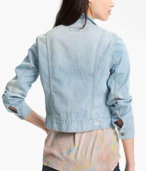 Monica Dutton Denim Blue Jacket