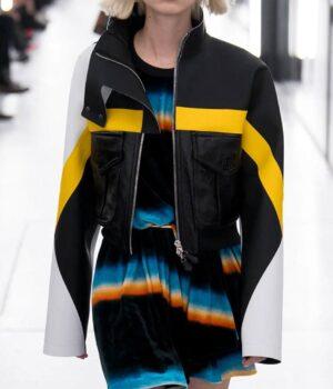 Dorit Kemsley Leather Jacket