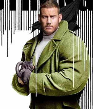 Tom Hopper The Umbrella Academy Green Coat