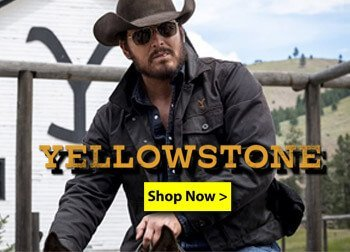 yellowstone-Leather Jacket Black banner