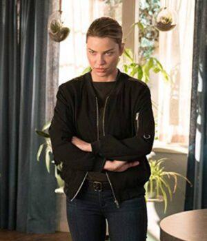 Lauren German Chloe Decker Bomber Jacket