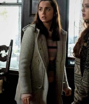 Marta Cabrera Grey Long Coat