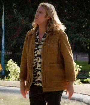 Lars Erickssong Brown Jacket