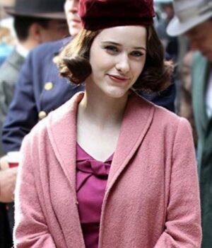 Midge Maise The Marvelous Mrs.Maisel Woolen Coat