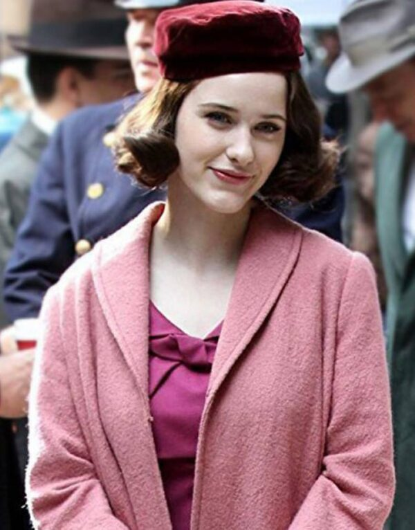 Midge Maise The Marvelous Mrs.Maisel Woolen Coat