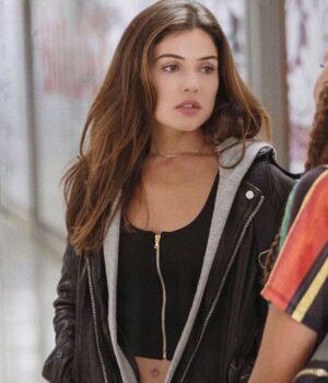Tell Me A Story Kayla Powell Leather Jacket