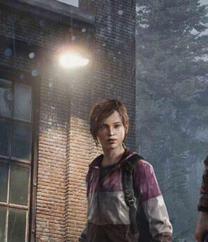 The Last Of Us Part II Ellie Cotton Hoodie