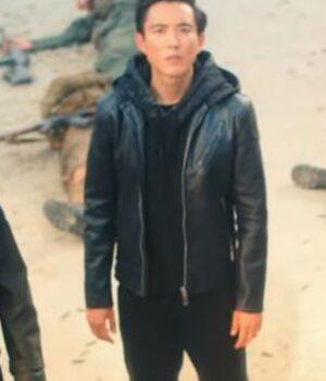 Ben Hargreeves Black Jacket