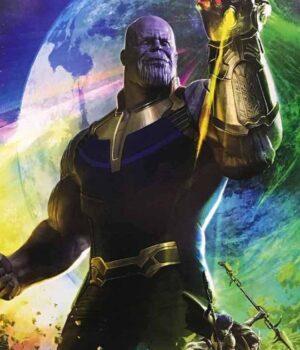 Thanos Leather Vest