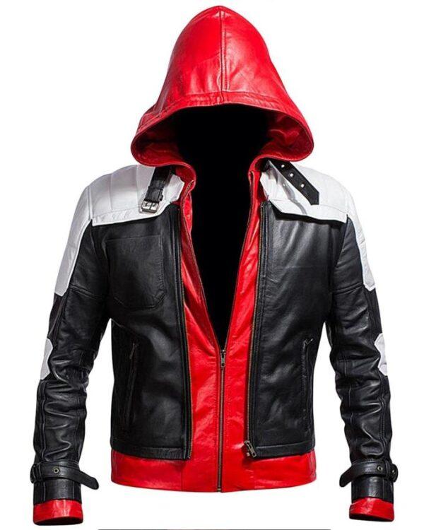 Batman Arkham Knight Hooded Jacket