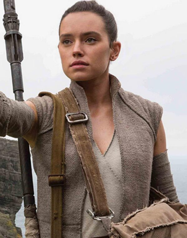 Star Wars Grey Vest