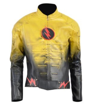 Reverse Flash Yellow Jacket
