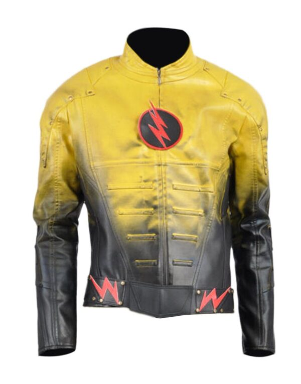 Reverse Flash Yellow Jacket