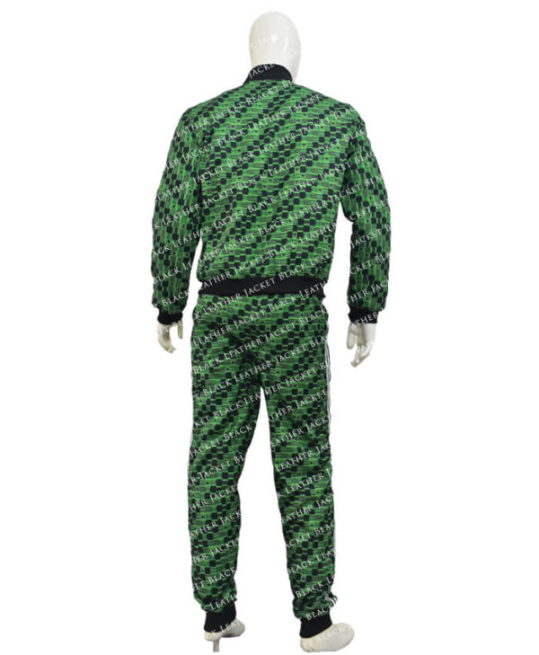 Will Ferrell Eurovision Song Contest Green Tracksuit