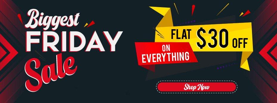 Black Friday Mega Sales