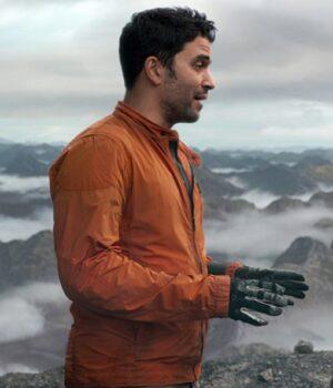 Don West Lost In Space Orange Jacket
