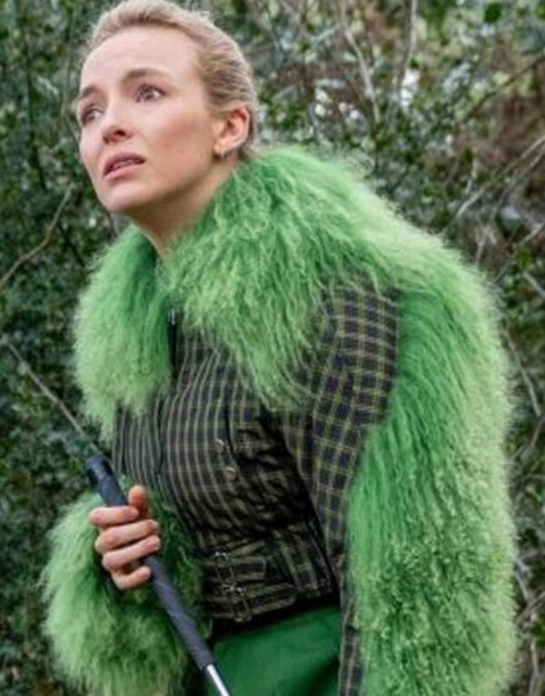 Killing Eve S03 Villanelle Cropped Jacket