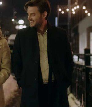 Midnight at the Magnolia Evan Williams Black Coat