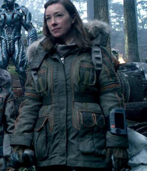 Maureen Robinson Lost In Space Parka Jacket
