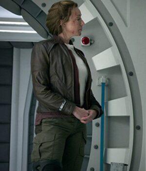 Lost in Space Brown Maureen Robinson Jacket