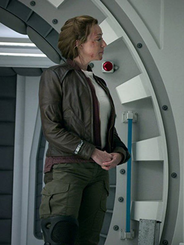 Lost in Space Brown Maureen Robinson Jacket