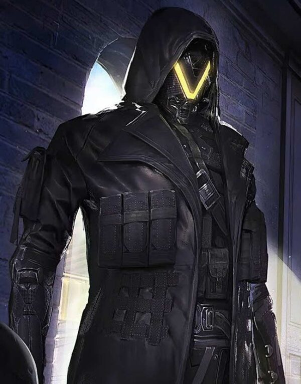 PUBG Season 11 Black Coat