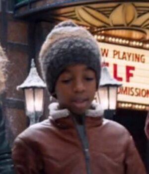 Jahzir Bruno Brown Leather Jacket