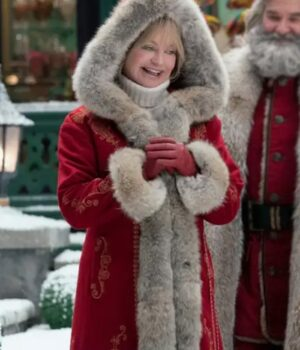 The Christmas Chronicles 2 Mrs. Claus Fur Coat